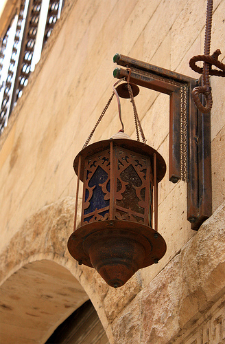Cairo Alight: a series on lamps