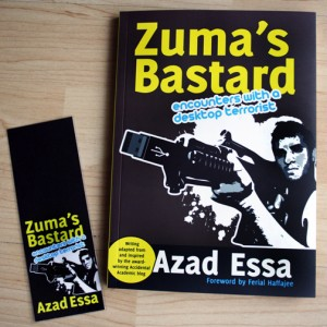 Zuma's Bastard: Final cover & supporting material