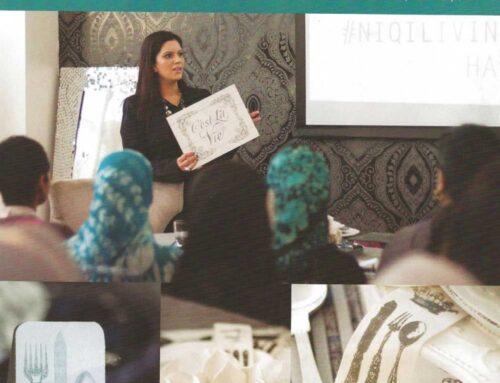 Sutra Magazine: NiQi Workshop Feature