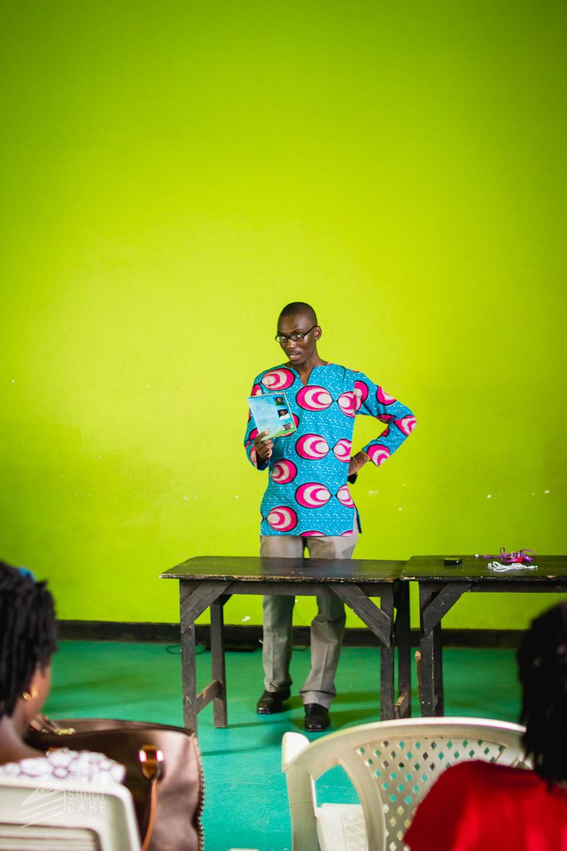 Bwesigye Bwa Mwesigire, Writivism co-founder