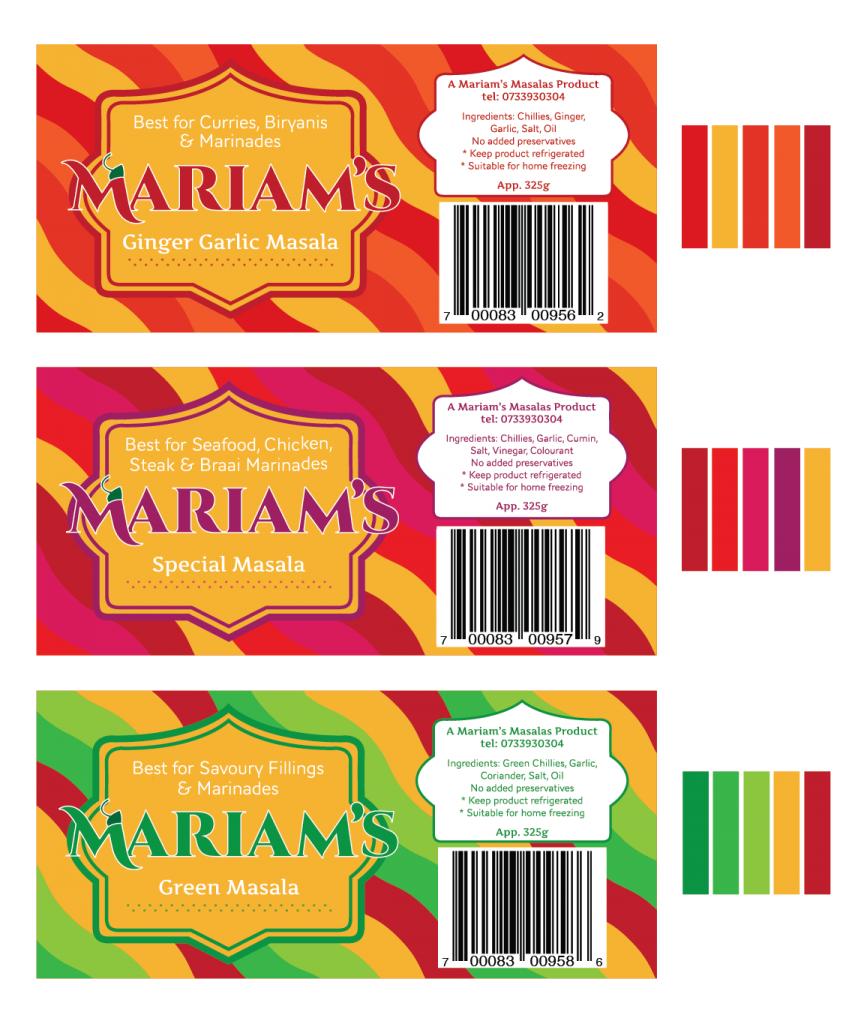 Mariam's Masala