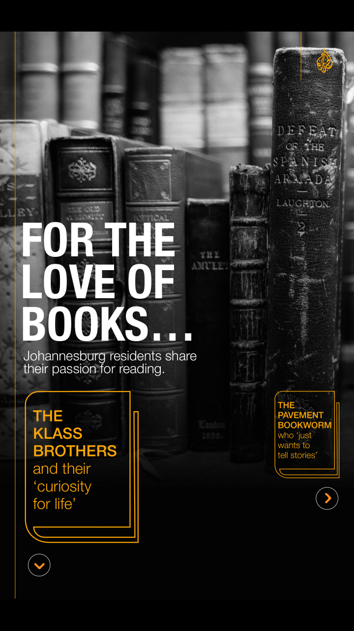 The Klass Brothers | Al Jazeera Magazine, January 2015