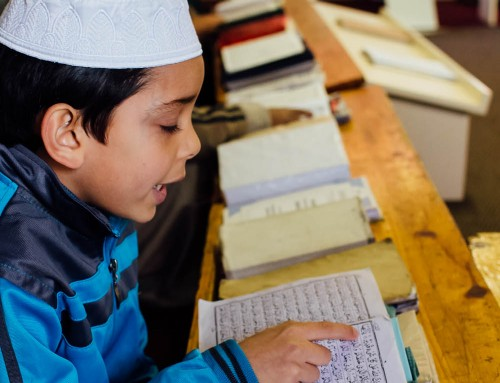 Madressah Zia-ul-Badr: Uplifting Young and Old