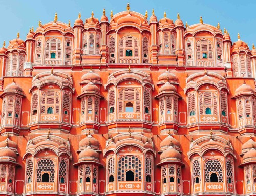 Three Days in Jaipur
